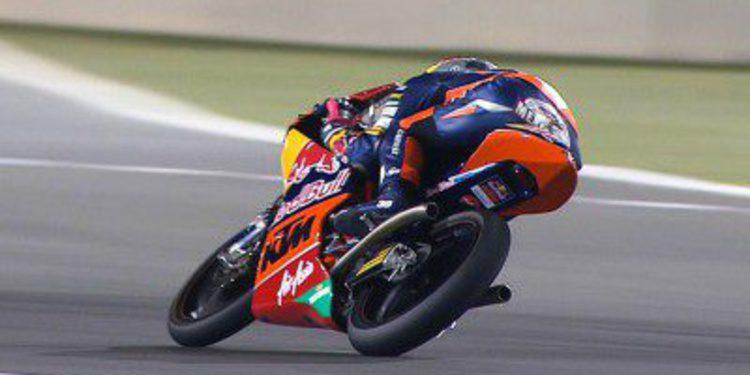 GP Catar: Luis Salom gana en el arranque de Moto3