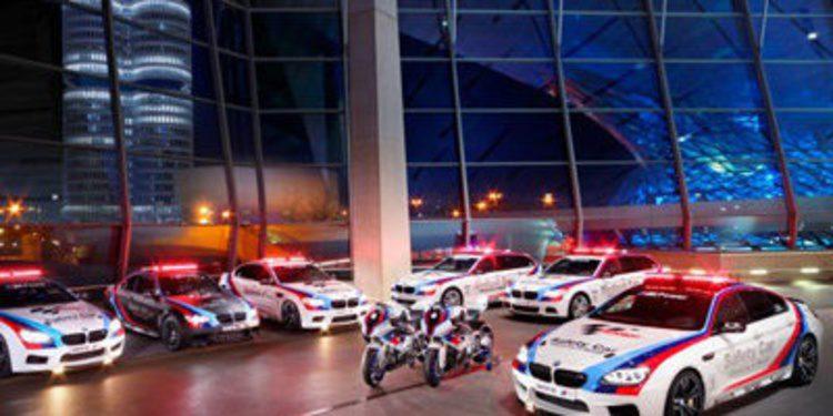 BMW M6 Gran Coupé, Safety Car 2013 de MotoGP