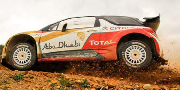 El Rally de Portugal para Citroën es de vida o muerte