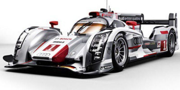 Audi se prepara para defender su título