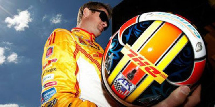 Ryan Hunter-Reay, el cazador de Barber