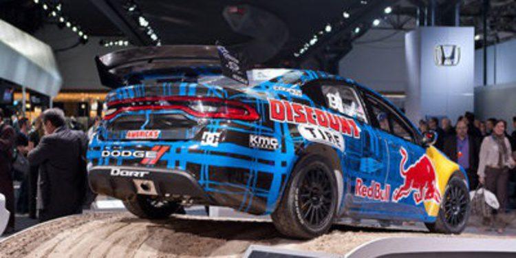 Pastrana Racing contará con dos coches esta temporada