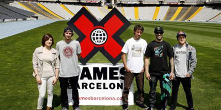 Los X Games y el Global Rallycross llegan a Barcelona
