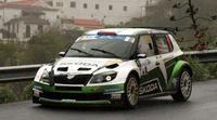 Skoda y Jan Kopecký estarán en el Rally de Azores