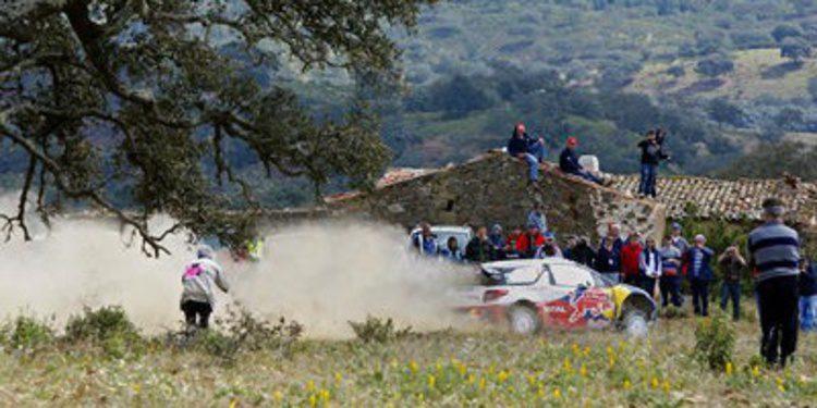 Previo del Rally de Portugal del WRC 2013