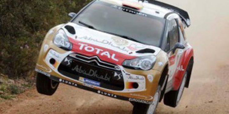 Dani Sordo saldrá 13º en el Rally de Portugal