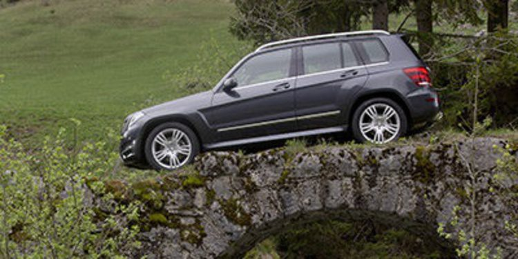 "Mercedes GLK 250 4Matic y C63 AMG ""Edition 507"""