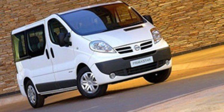 La Nissan Primastar emigra de Barcelona a Francia
