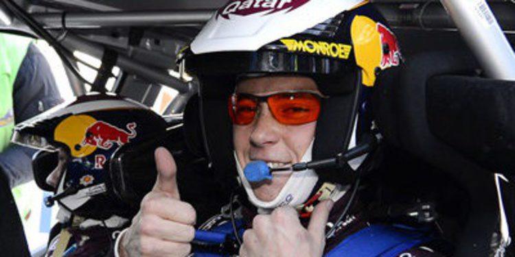 Thierry Neuville suena para Hyundai Motorsport ahora
