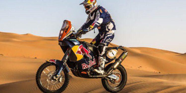 Doblete de Marc Coma y Nani Roma en el Abu Dhabi Desert