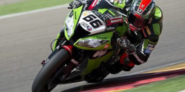 SBK Motorland: Sykes marca el mejor tiempo en la QP2