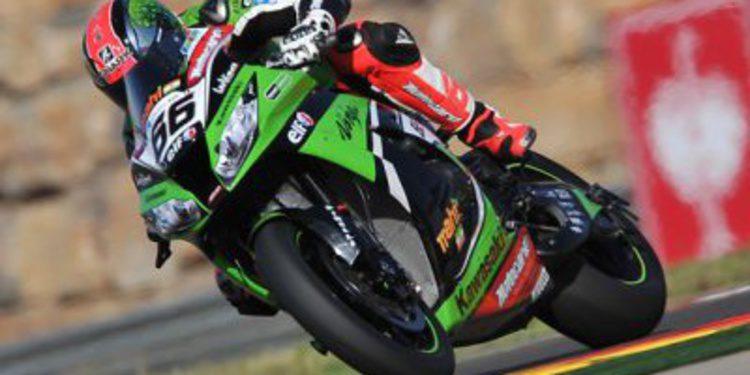 SBK Motorland: Tom Sykes partirá desde la pole