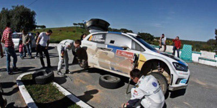 Sebastien Ogier gana el Rally de Portugal 2013