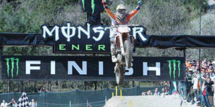 GP Trento: Herlings vence en MX2 con Butrón tercero
