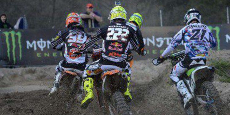 GP Trento: Antonio Cairoli se anota la victoria en MX1