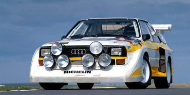 Un Audi S1 Grupo B para André Lotterer