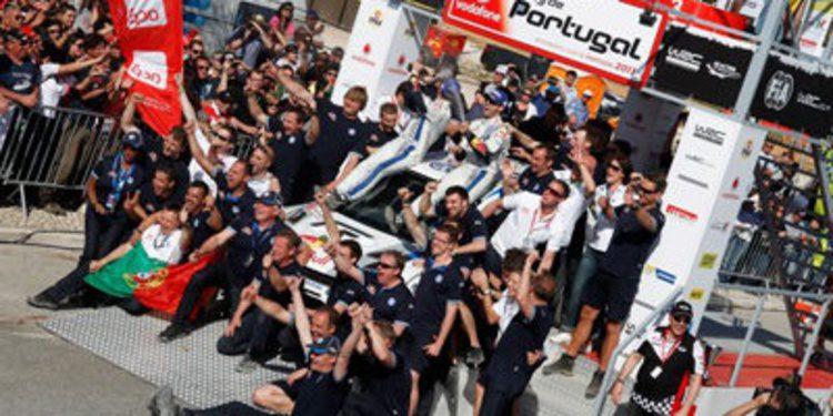 Así está el WRC 2013 tras el Rally de Portugal
