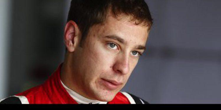 Robin Frijns se estrenará en GP2 con Hilmer Motorsport