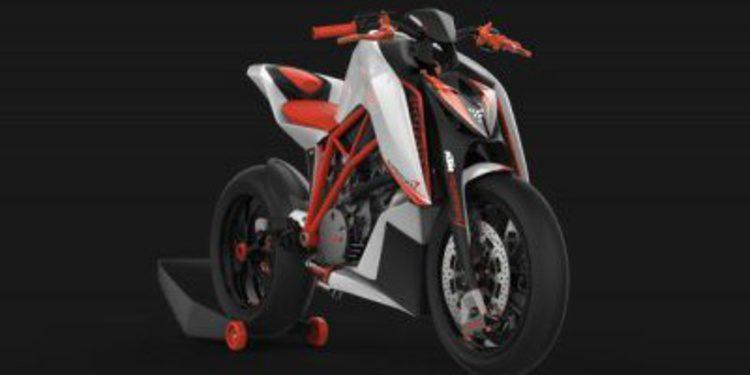 Así sería la KTM Super Duke 1290R según Mirco Sapio