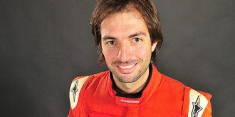 Gabriel Pozzo con un WRC de M-Sport en Argentina