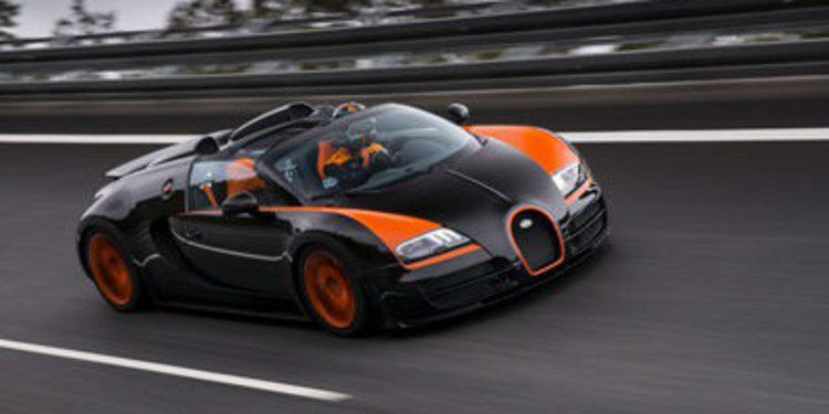 El nuevo Bugatti Veyron 16,4 Grand Sport Vitesse WRC alcanza los 408,84 Km/h