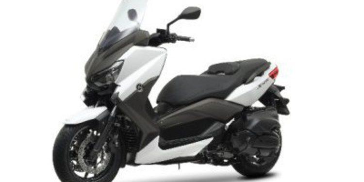 Yamaha muestra imágenes oficiales del X-Max 400