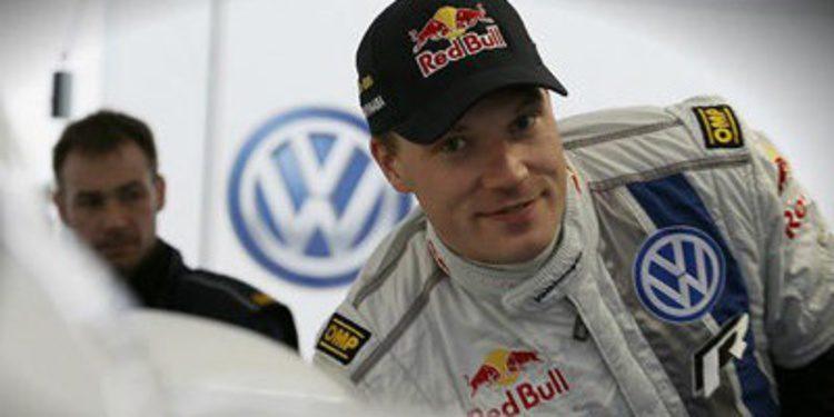 Jari-Matti Latvala comienza su WRC 2013 ahora