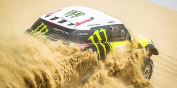Nani Roma en el Europeo de Rallycross en Portugal