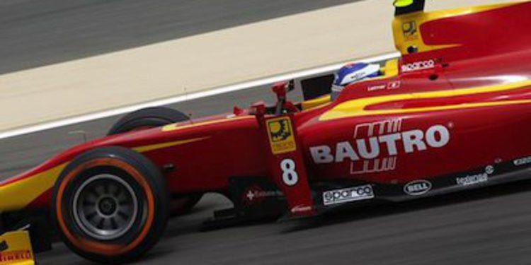 Leimer saca el rodillo en los libres de GP2 en Bahréin