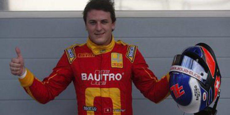 Fabio Leimer se hace con la pole en Bahréin