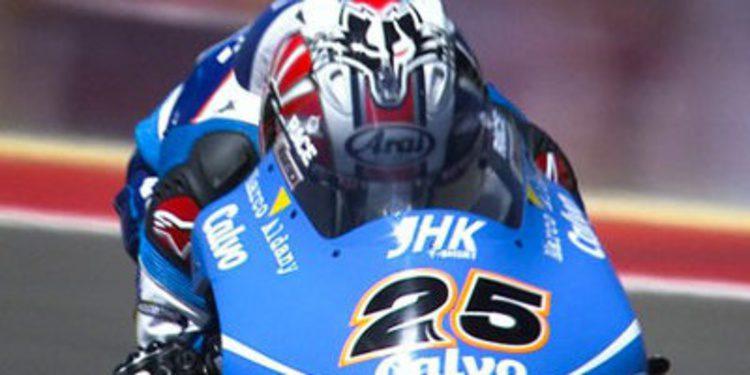 Maverick Viñales, señor de Austin en los FP2 de Moto3