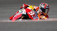 Márquez mete miedo y Honda despierta en los FP2 de Austin