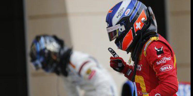Fabio Leimer arrasa la carrera del sábado de GP2 en Bahréin