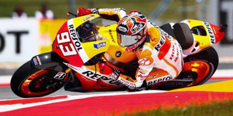 Marc Márquez consigue su primera pole de MotoGP en Austin