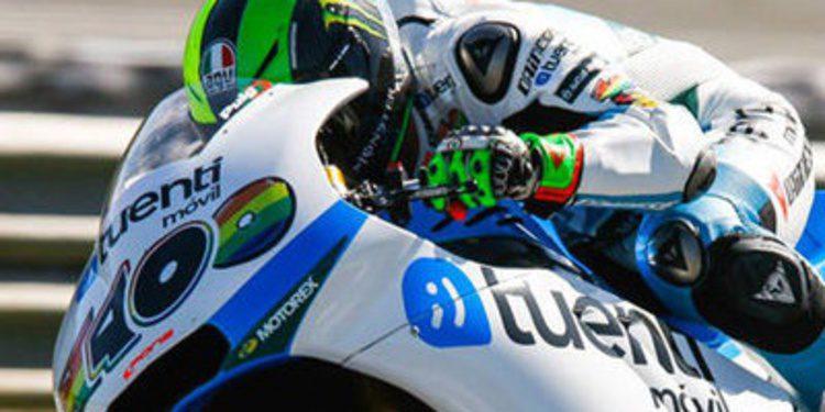Pol Espargaró reclama sitio en Austin en los FP3 de Moto2