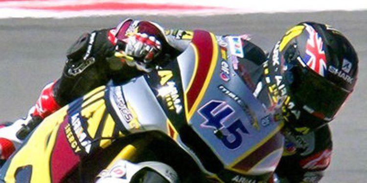 Scott Redding es el poleman de Moto2 en el COTA