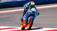 Alex Rins gana 2 veces el GP de las Américas de Moto3