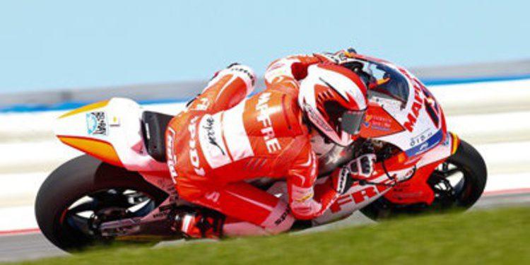 Magistral victoria texana de Nico Terol en Moto2