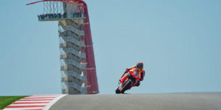 Marc Márquez gana el GP de las Américas de MotoGP