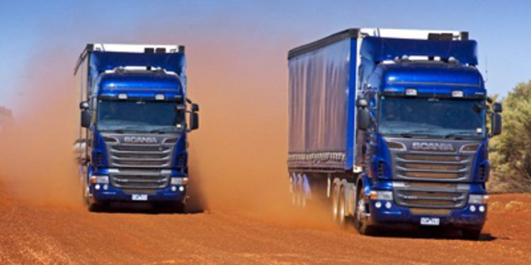 Los camiones pueden sufrir una revolución visual