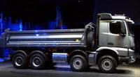 """El """"A-Team"""" de Mercedes Trucks se define"""