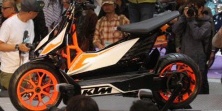 KTM lanzará la E-Speed al mercado en 2015