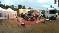 Dani Sordo empieza a preparar el Rally de Argentina