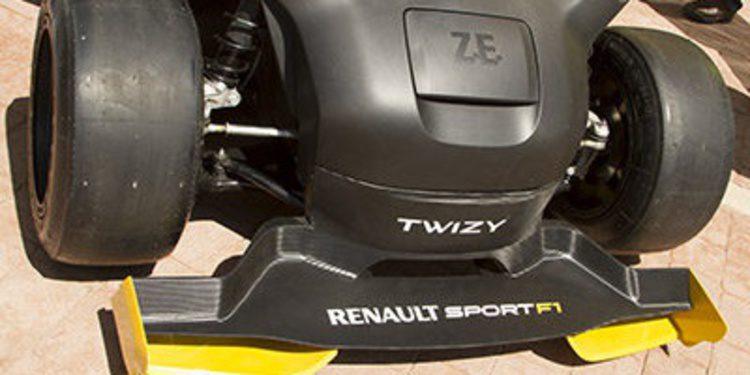Renault Twizy RSF1, el KERS sale de la Fórmula 1