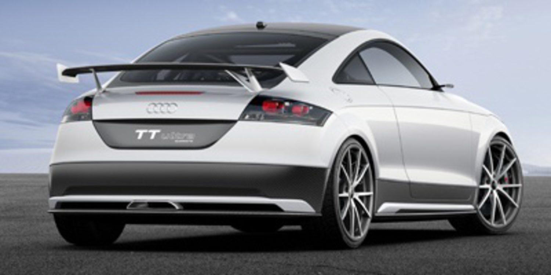Audi TT Ultra Quattro Concept en Wörthersee