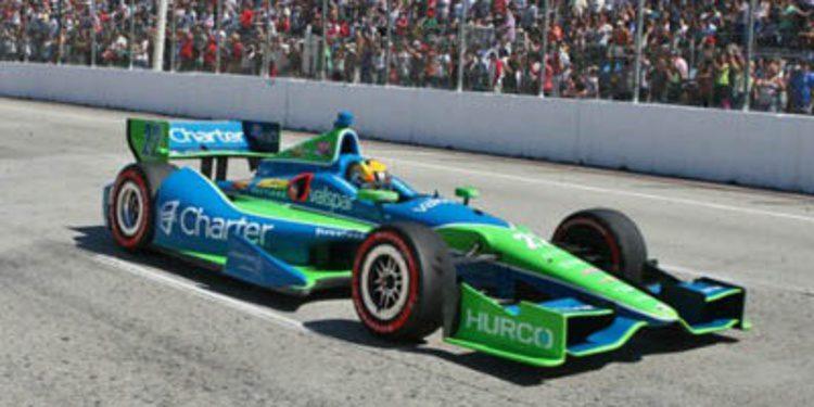 Panther DRR cierra tras la Indy 500