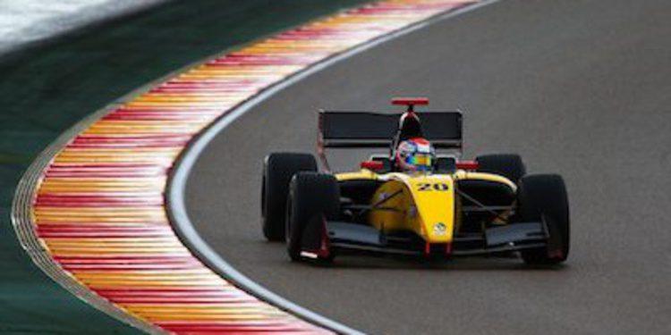 Kevin Magnussen, Pole para la carrera del sábado en Alcañiz
