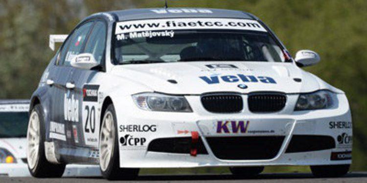 Petr Fulin gana la primera carrera en Eslovaquia