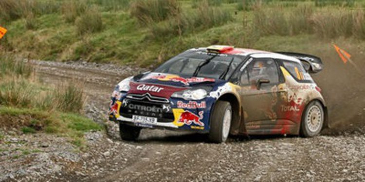 El Rally de Gales GB toma el norte