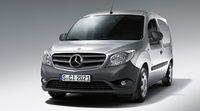 La Mercedes Citan recibe tres estrellas EuroNCAP